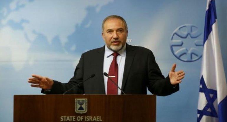 Liberman: İsrail-İran qarşıdırması an məsələsidir