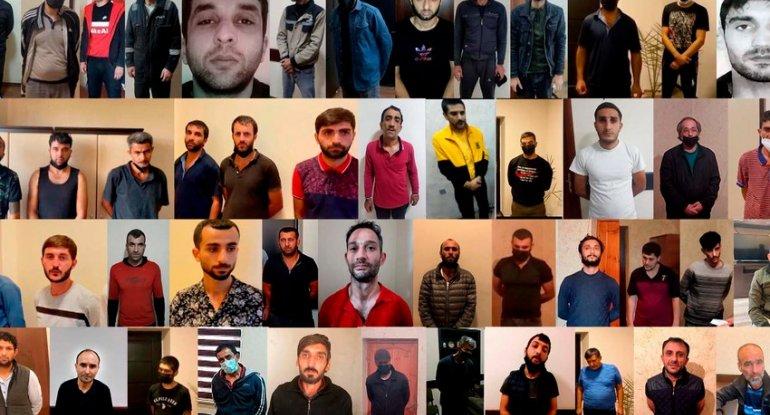 Bakıda polis uğurlu əməliyyat keçirib: 48 nəfər saxlanıldı