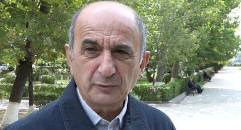 Erməni deputatdan
